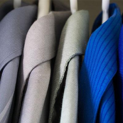 dry clean coat
